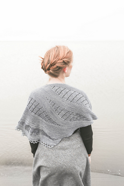 water-shawl
